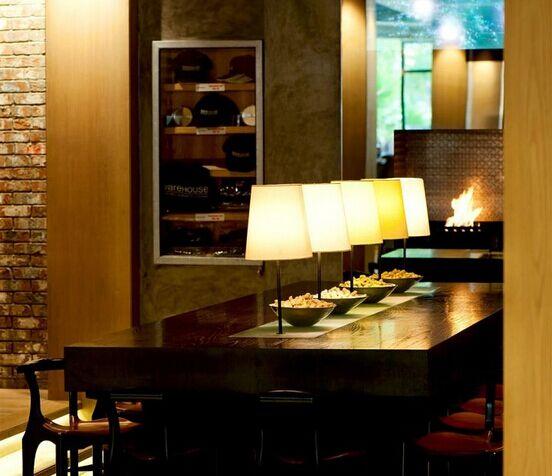 Amy hotel dubai LED lights acme grace | Eneltec Group