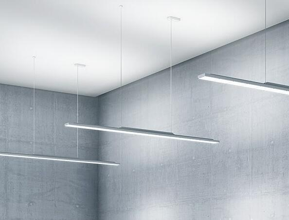 Zumtobel LED lighting scheme is eligible for the red dot design award & Zumtobel LED lighting scheme is eligible for the red dot design ...