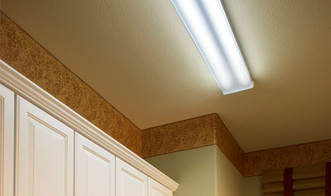 Outdoor lighting control systems: Long kitchen light bulbs