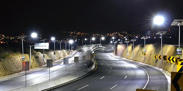 The future of solar LED street lighting