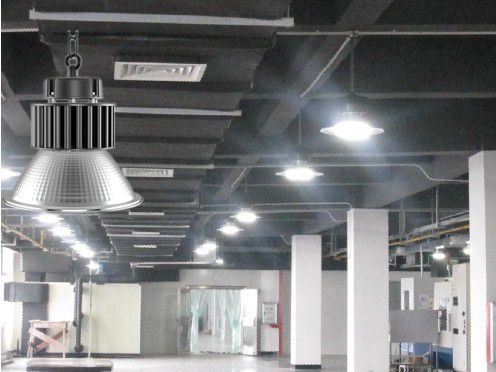 LED high bay lamp has become widely used green lighting