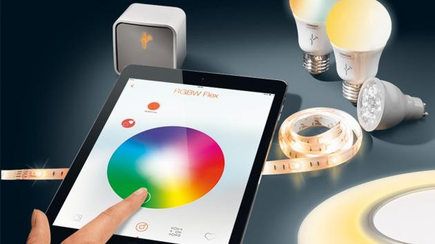 Philips Lighting Introduced A New Wireless Intelligent Internet System