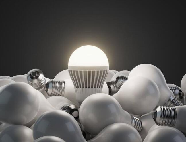 India LED lighting market is growing rapidly