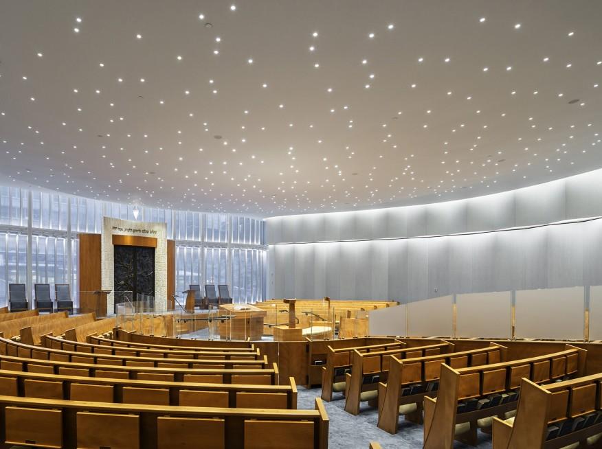 China Lighting Design Won The North American Lighting Engineering Association  Lighting Award
