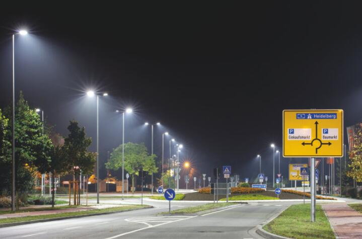 Chinese cities to carry out LED street lights replacement