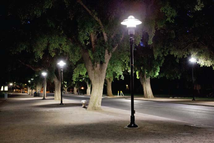Led Street Lamp Design Standards And Lighting Requirements Ysis