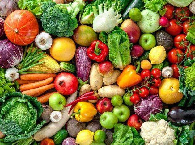 The effect of LED fill light on the nutritional quality of fruits and vegetables