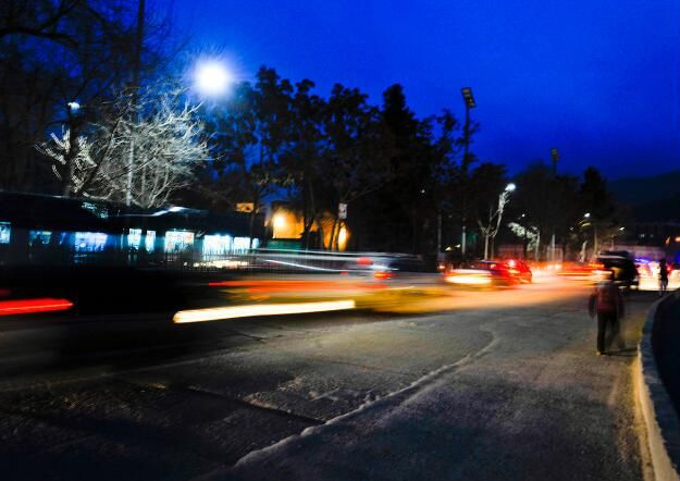 Jiangsu Huai'an multiple road lights will carry out LED light source transformation