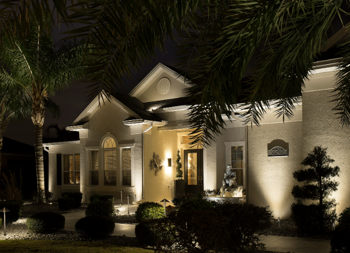 Landscape lighting market has broad prospects