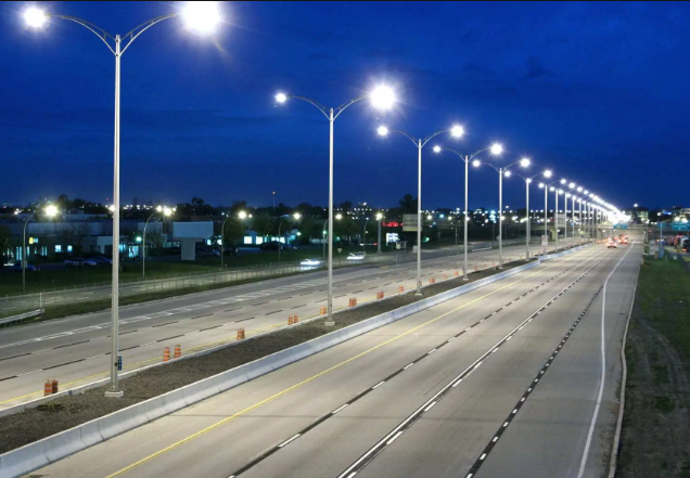 Taichung City continues to replace halogen lamps for LED street lights