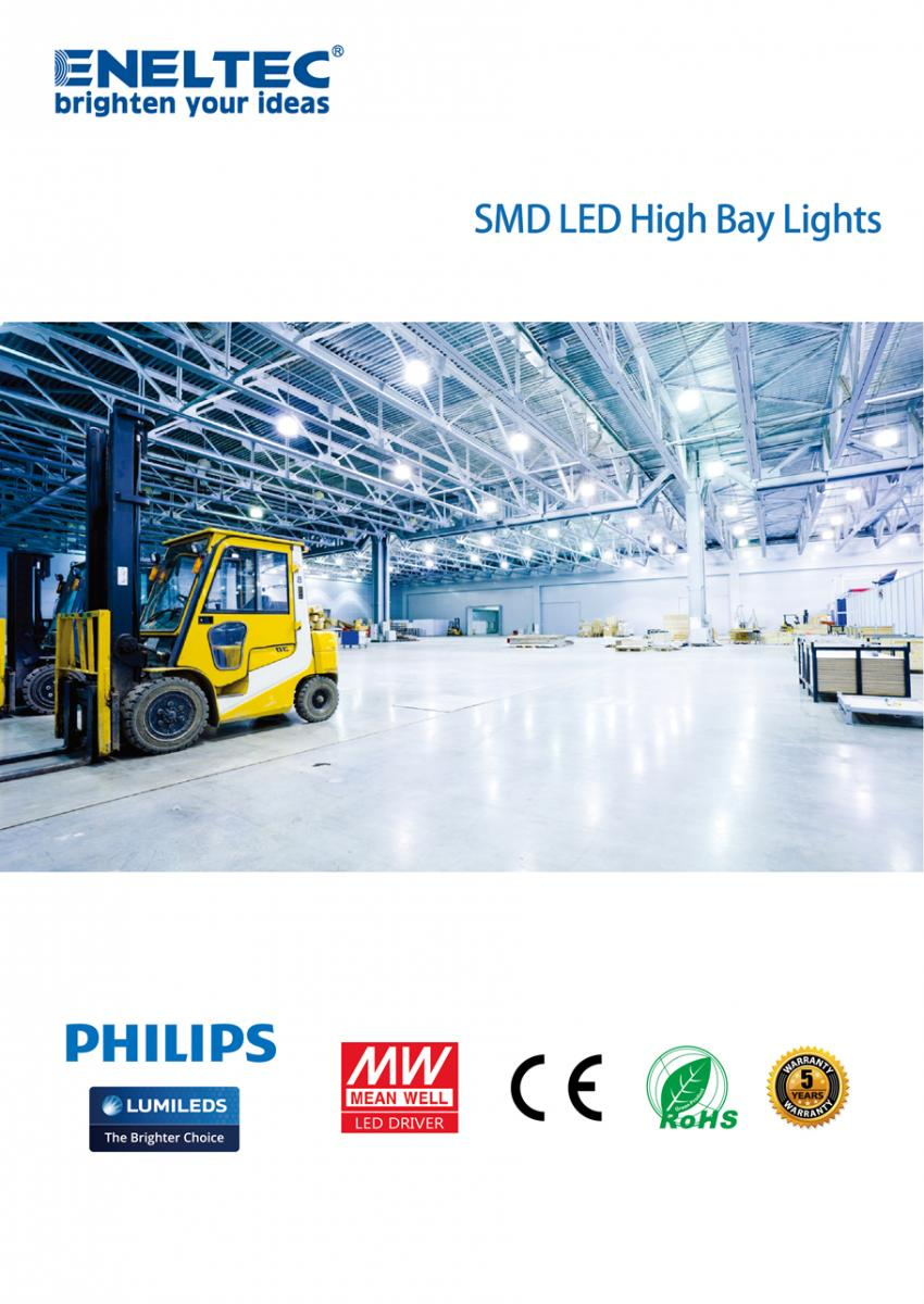 Eneletec New SMD LED High Bay Lights