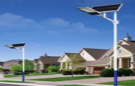 1205 smart street lights make the city more convenient for citizens