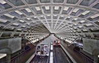 15 subway stations in Washington are upgraded to LED lighting