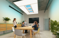Bisley launches ultraviolet lighting conference room