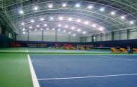 Can I choose LED lamps for tennis court lighting