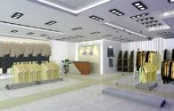 Clothing stores will use LED lights