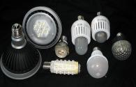 Common low-power LED lighting