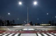 Dandong Housing and Urban Construction Bureau starts road lighting energy-saving reconstruction project