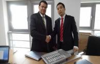 ENELTEC Start the cooperation with the biggest led importer in Ecuador
