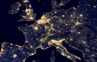 Earth's nighttime brightness increases by 2% annually