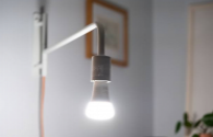 Ikea's first low-cost smart decorative LED light bulb goes on the market