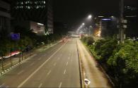 Jiangsu Huai'an multiple road lights will carry out LED street light renovation