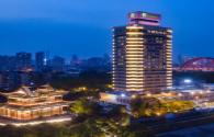Jingzhou downtown area night lighting will add new scenery