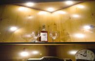 LED down light for indoor lighting
