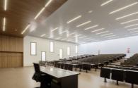 LED eye protection classroom light optimized for ENELETC lighting