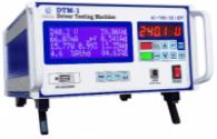 LED harmonic test application