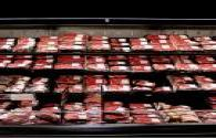 LED lamp irradiation can extend the best color of meat