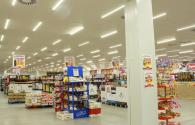 LED lamps promote the development of LED commercial lighting