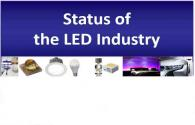 LED lighting status and trends