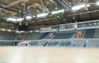 LED smart lighting in sports venues