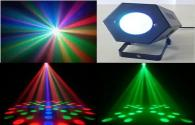 LED stage light is insufficient in research