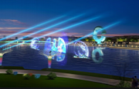 Landscape lighting improvement projects completed in Binzhou Parks