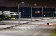 Reliability guarantee in low-temperature operating environment of LED road lighting