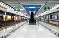 Shenzhen Metro's new line construction fully implements LED lighting