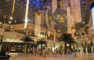 Shopping malls LED applications mostly use LED replacement lamps