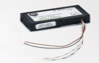 Stable current drives the LED to maintain a fixed brightness