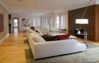 The 21st century lighting design for living room
