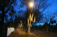 The Australian Capital Territory replaces old-fashioned street lights with LED lights
