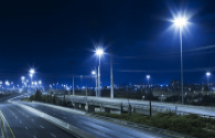 The principle of LED street lighting chip work