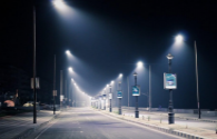 The street lights in Malaysia will be gradually replaced with LED lights