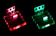 The world's leading high-efficiency green light perovskite LED
