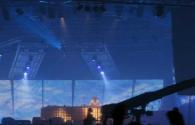 Three-dimensional LED light matrix creates Guinness World Record