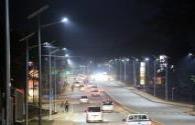 Urban lighting development direction