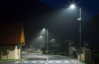 What are the factors limiting the development of LED street lights?