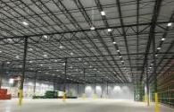 What are the main advantages of LED for industrial lighting?