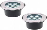 What is LED underground light